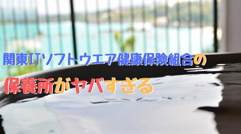 所 保養 組合 関東 ソフトウェア 健康 保険 it