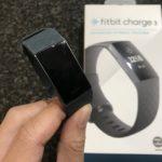Fitbit charge 3を徹底レビュー【5機種で比較】