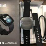 Fibit Versa3を徹底レビュー!無意識にダイエットが成功する機能が満載